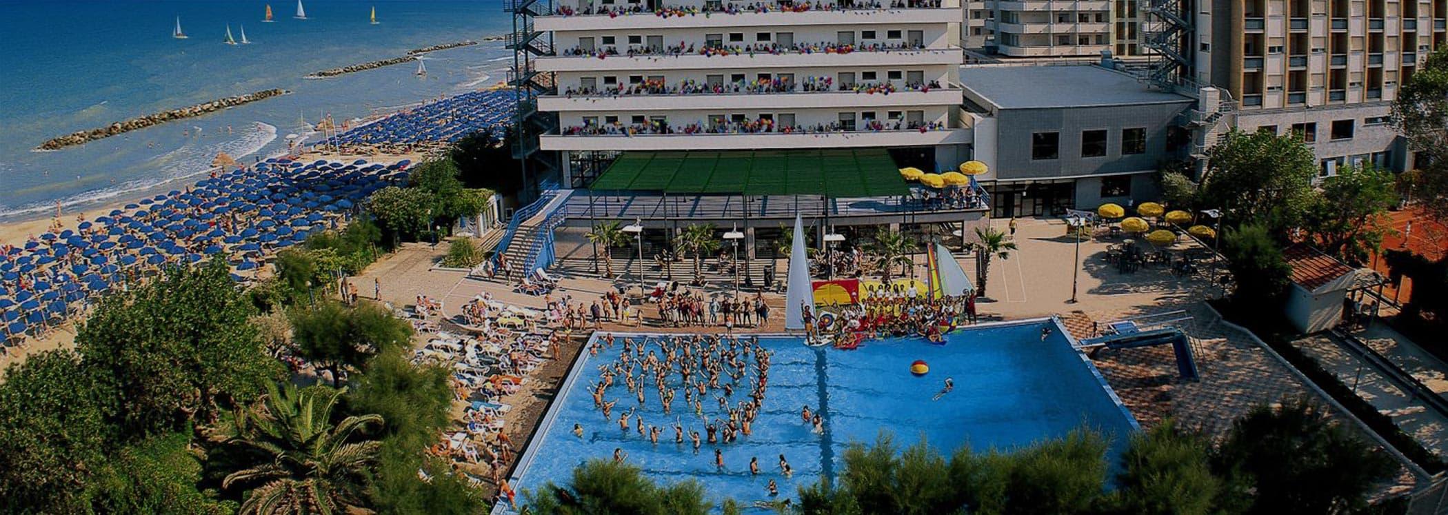 Hotel Montesilvano Pensione Completa