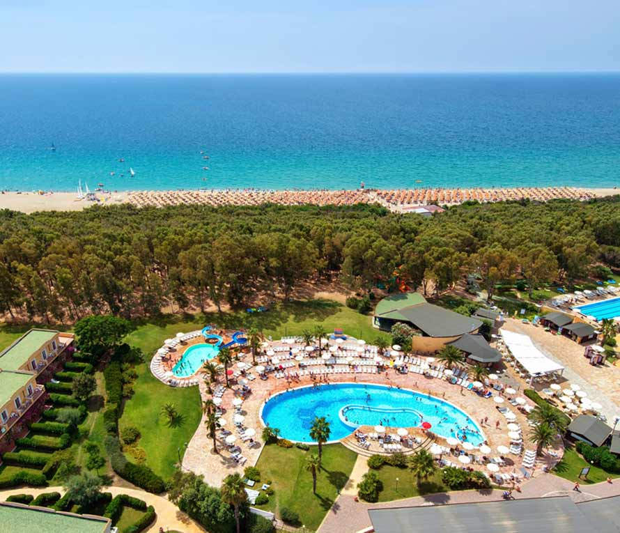 Villaggio turistico all inclusive in calabria seren village - Villaggio giardini naxos all inclusive ...